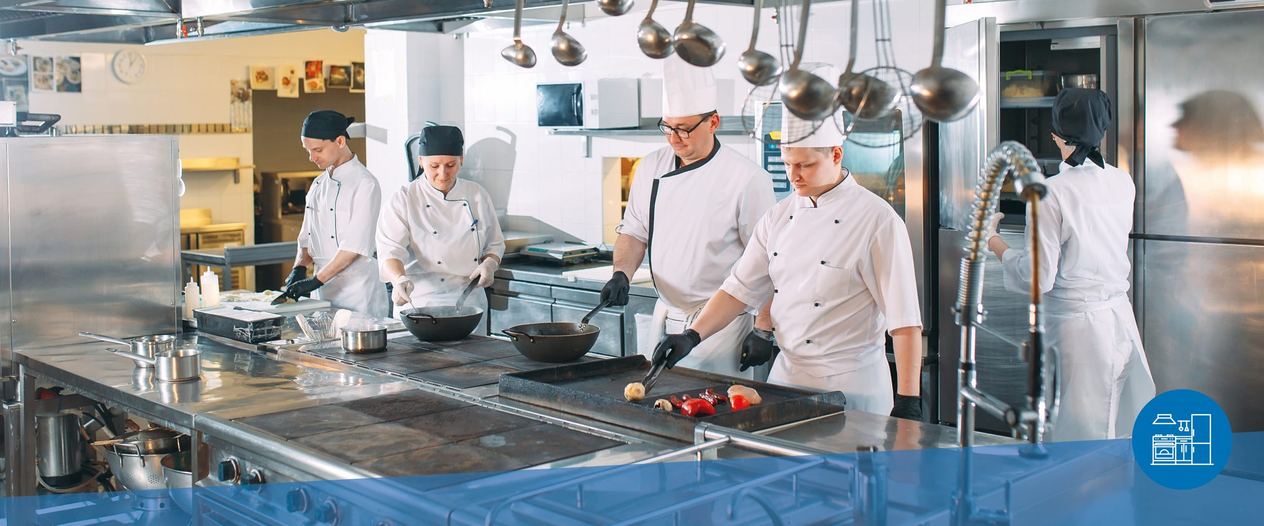 Pudol Titelbild Lebensmittelindustrie & Gastronomie