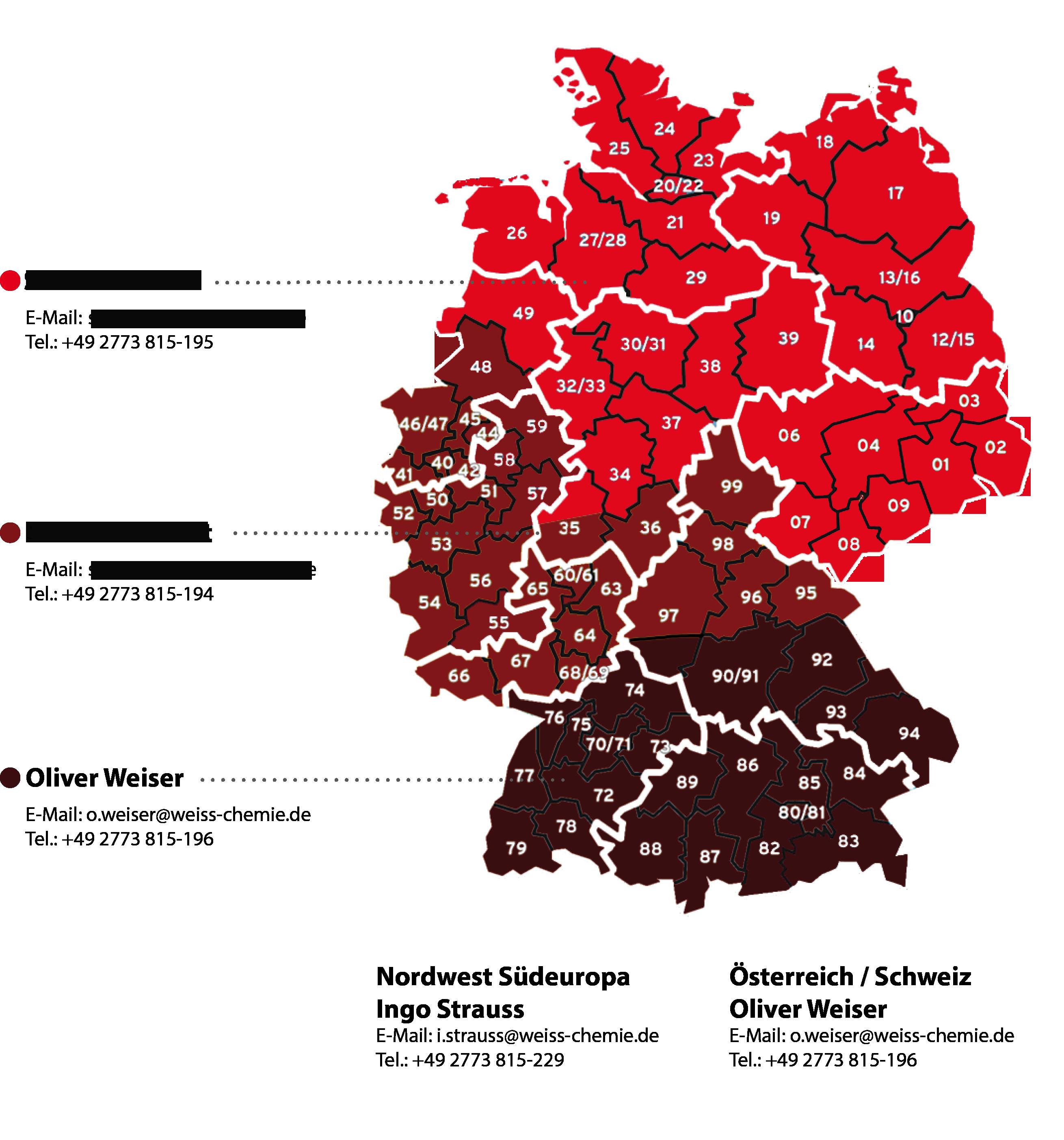 Pudol Gebietsleiter Deutschland