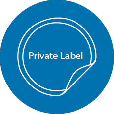 Private label productions icon